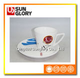 De promotie Reeksen van de Koffie van het Porselein van Bd056