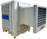 Weihao新しいPP物質的なWindowsによって取付けられる蒸気化水空気クーラー(WH-50)