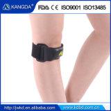 Steun van de Knie van de Vezel van het bamboe de de In te ademen en Omslag van de Knie van de Steun