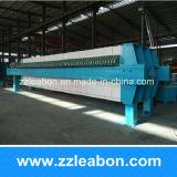 Filtre-presse mécanique industriel de compression