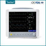 Modulare bewegliche multi Parameter-Patienten-Überwachungsgerät E12