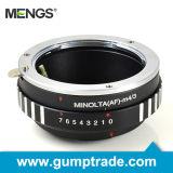 Mengs® Minolta (AF) -M4/3 объектива на кольцо адаптера меди алюминия для Minolta ма для объектива Sony Olympus и Matsushita корпус камеры (14150003401)
