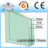 Rimuovere il vetro di costruzione laminato PVB Tempered temperato tinto colorato di sicurezza