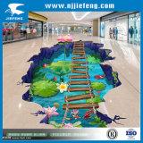 Avertissement en plastique de collant d'étage de PVC d'OEM
