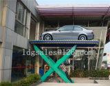 levage 2ton hydraulique pour le lavage de voiture (SJG2-4)