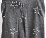 Pantalones de punto suéter con dibujos para niños