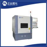 Автомат для резки лазера СО2 для вырезывания защитной пленки логоса с высоким качеством