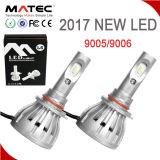 Hi / Lo Beam Headlamp para carro / caminhão 12V 24V 80W 8000lm Farol LED H1 LED Headlight