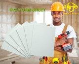Feuille de mousse en PVC blanc pour Refirigeratory 6-20mm