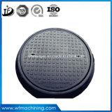 China Foundry Supplier Qt500-7 / GGG50 Manchon Circulaire en Caoutchouc en Fer Ductile Couvertures