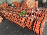 Rouleaux en acier de convoyeur de renvoi de rouleau de bonne qualité de la Chine