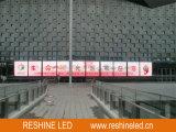 Fixes extérieurs d'intérieur installent annoncer le signe de DEL/écran de location de panneau/mur/panneau-réclame/affichage vidéo