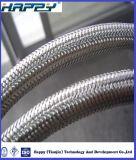 Manguera de Teflon flexible del SAE 100r14 PTFE
