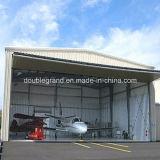 Estructura de acero prefabricada Construcción de suspensión de avión (DG7-005)