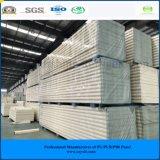 ISO、SGSは涼しい部屋の冷蔵室のフリーザーのための75mm電流を通された鋼鉄Purサンドイッチ(速合いなさい)パネルを承認した