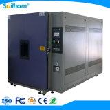 Câmara do teste de choque térmico para materiais do semicondutor e de polímero elevado