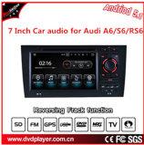 Androïde Auto Navigtion/de Audio van de Auto/de Speler van de Auto DVD voor Audi A6 S6