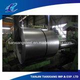 Matériel de construction JIS G3141 SPCC CRC Bobine d'acier laminée à froid