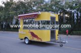 Jiejing a fait dans la remorque de nourriture de China Mobile à vendre