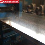 Bobina de placa de acero galvanizada 40-275g del cinc