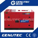2 générateur diesel silencieux refroidi à l'eau du cylindre 10kVA (DE12000T)