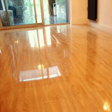 Superficie de cristal HDF 8mm Laminate Flooring