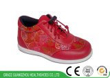 Китайском стиле с вышитым цветочным детей при работе в области здравоохранения обувь детей стабильности обувь
