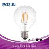 工場軽いG125 7W E27 LEDフィラメントの球根