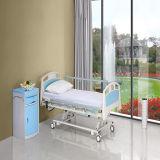 Linak CE aprobada del motor eléctrico de tres funciones cama de hospital
