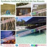 Vuurvaste Kunstmatig met stro bedekt Synthetische Hars met stro bedekt Plastic Palm
