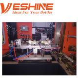 1.5L 2キャビティペット装飾的なびんの吹く型機械セリウム