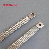 Connecteur flexible en caoutchouc étamé en cuivre