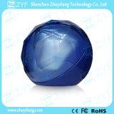 Altoparlante di Bluetooth della sfera di colore LED con telecomando (ZYF3060)