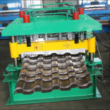 De gekleurde Dak Verglaasde Prijzen van de Machine van de Staalfabricage