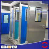 Chambre propre de l'intérieur en plastique du rouleau vertical porte d'obturation