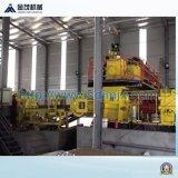 Fabriek de Gemaakte het Maken van de Baksteen Machine en Oven van de Tunnel van de Baksteen van de Klei
