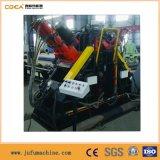 Производственная линия стального Drilling угла CNC печатая на машинке режа