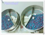 Comercio al por mayor colorido calibre 0,68 Peg Paintball Paintball && Paintballs viñetas formación