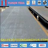 1.3401 Plaque en acier résistante à l'usure élevée de manganèse