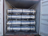 Графитовый электрод Китая RP для литой стали заварки для печей дуги