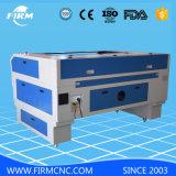 Lederne Plastikausschnitt-Stich CNC Laser-Maschine