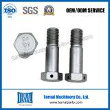 Aleación de acero personalizada torneado de precisión de piezas de mecanizado CNC
