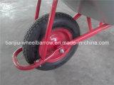 Wb5009 Galvanized Wheelbarrow für Russland Market