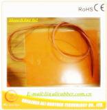 Motor Oil Pan Heater, Aquecedor Chafer, aquecedor de silicone 150 * 100mm 60W @ 12V