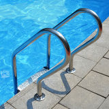 Freesea Swimmingpool-Geräten-Edelstahl-Strichleiter