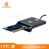 USB Single Smart Card Reader (support ID / ATM / IC / CDC / Credit Card)