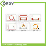 Cmyk impreso de doble frecuencia RFID Combo NFC Tarjetas de PVC