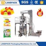 自動小さい砂糖菓子のポップコーンまたはゼリーの軽食の穀物のパッキング機械