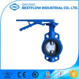 Aluminiumhandlever-Drosselventil