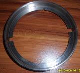 CNC personalizado que faz à máquina as peças do aço inoxidável para a maquinaria